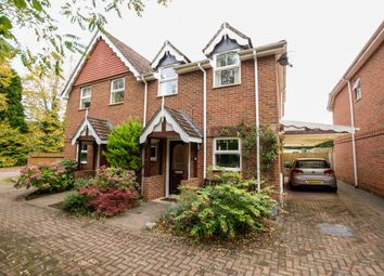 Thumbnail 2 bedroom semi-detached house for sale in Southern Haye, Hartley Wintney, Hook