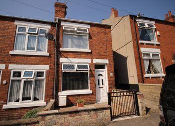 Thumbnail 2 bed end terrace house for sale in Albert Avenue, Nottingham