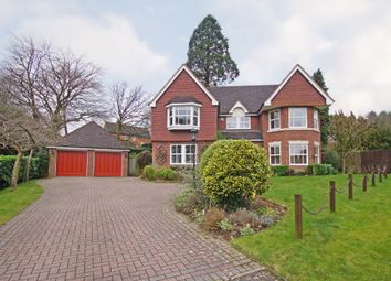 Thumbnail 5 bed detached house for sale in Brookwood Drive, Barnt Green