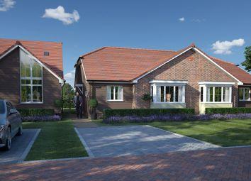 Cobnut Park, Boughton Monchelsea, Maidstone ME17. 2 bed bungalow for sale