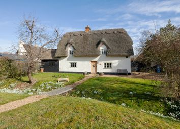 Thumbnail 3 bedroom cottage for sale in Frog End, Shepreth, Royston