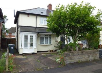 Thumbnail 3 bed semi-detached house for sale in Smith Road, Walsall, West Midlands