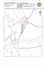 Land for sale in Abergwili, Carmarthen SA31