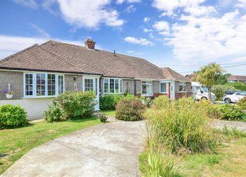 Thumbnail 3 bed semi-detached bungalow for sale in Helena Road, Capel-Le-Ferne, Folkestone, Kent