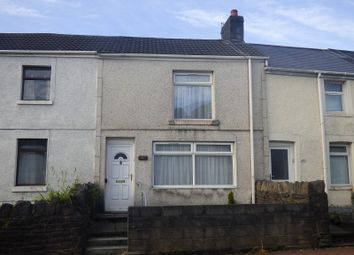 Thumbnail 2 bed terraced house for sale in New Road, Skewen, Neath .
