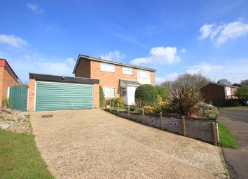 Thumbnail 4 bed detached house for sale in Blackbrook Road, Great Horkesley, Colchester
