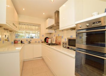Thumbnail 3 bed semi-detached house for sale in St. Marys Way, Longfield, Kent