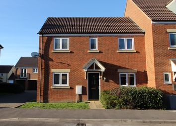 Thumbnail 3 bed end terrace house for sale in Swaledale Road, Warminster