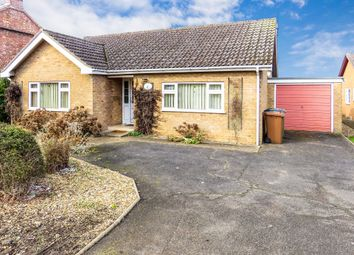 Thumbnail 2 bedroom detached bungalow for sale in Wisbech Road, Manea, March