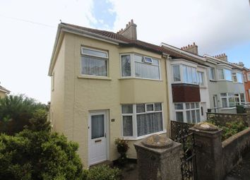 Thumbnail 3 bed end terrace house to rent in Main Avenue, Torquay