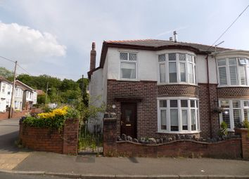Thumbnail 3 bed semi-detached house for sale in Lewis Road, Crynant, Neath, Neath Port Talbot.
