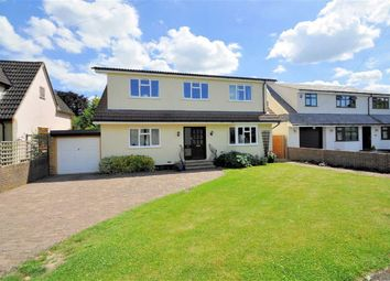 Thumbnail 5 bedroom detached house for sale in Ouseley Road, Wraysbury, Berkshire