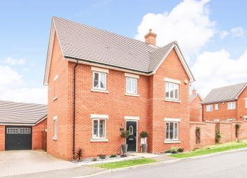 Thumbnail 3 bedroom detached house for sale in Chamberlain Way, Shortstown