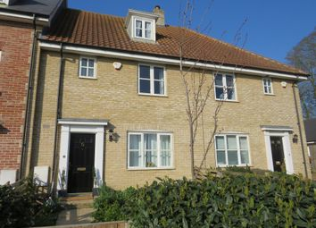 4 bed town house for sale in Lord Nelson Drive, New Costessey, Norwich NR5