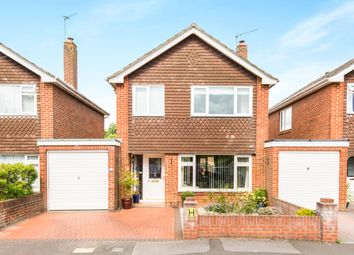 Thumbnail 3 bed link-detached house for sale in Osterley Close, Botley, Southampton
