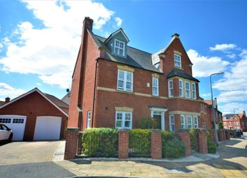 5 bed detached house for sale in Harry Brown Close, Duston, Northampton NN5
