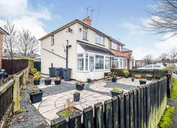 Thumbnail 3 bed semi-detached house for sale in Circular Road, Birmingham, West Midlands