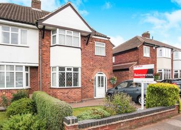 Thumbnail 3 bedroom semi-detached house for sale in Coniston Road, Sutton Coldfield, West Midlands, .