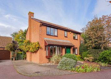 Thumbnail 4 bed detached house for sale in Cinnamon Close, Earley, Reading