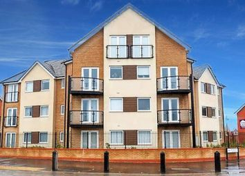 Thumbnail 2 bed flat for sale in Eagle Way, Peterborough