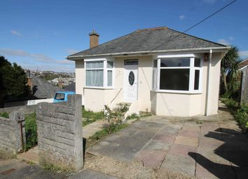 Thumbnail 2 bed detached bungalow for sale in Bloomball Close, Higher Compton, Plymouth