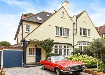 Thumbnail 5 bed semi-detached house for sale in Arden Road, Finchley N3,