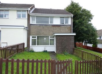 Thumbnail 3 bedroom terraced house for sale in Dunelm Way, Leadgate, Consett