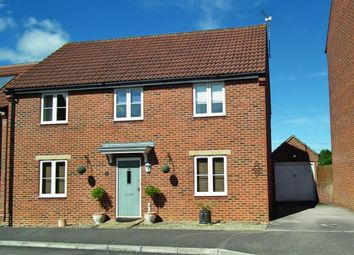 Thumbnail 4 bed detached house for sale in Hosey Road, Sturminster Newton