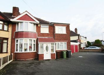 Thumbnail 4 bedroom semi-detached house to rent in Cadman Crescent, Wolverhampton