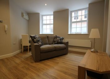 Thumbnail Flat to rent in St. James's Terrace, Nottingham