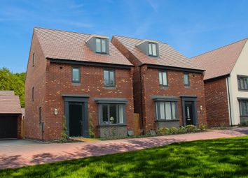 """4 bed detached house for sale in """"Bayswater"""" at Wooding Drive, Telford TF3"""