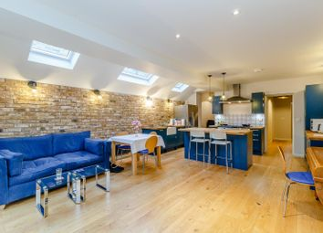 Thumbnail 4 bed terraced house to rent in Ashmead Road, London