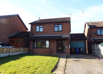 Thumbnail 3 bed property to rent in Milverton Drive, Uttoxeter