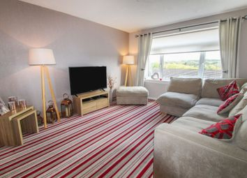 Thumbnail 3 bed flat for sale in Ashiestiel Place, Glasgow