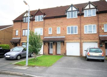 Thumbnail 3 bedroom town house to rent in Stoneybeck Close, Westlea, Swindon