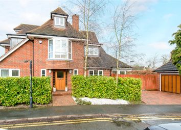 Thumbnail 5 bed property for sale in Ethorpe Crescent, Gerrards Cross, Buckinghamshire