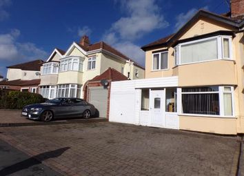 Thumbnail 3 bed semi-detached house for sale in Chestnut Road, Oldbury, Sandwell, West Midlands