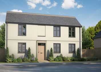 Thumbnail 3 bed detached house for sale in Ash Place, Berry Close, Stretham, Ely