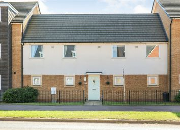 Thumbnail 2 bedroom terraced house for sale in Newport Road, Broughton, Milton Keynes, Buckinghamshire