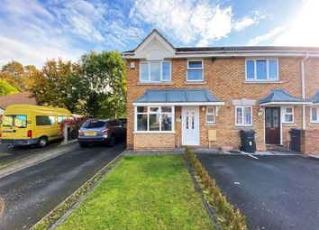Thumbnail 3 bed end terrace house for sale in Birchtrees Croft, South Yardley, Birmingham