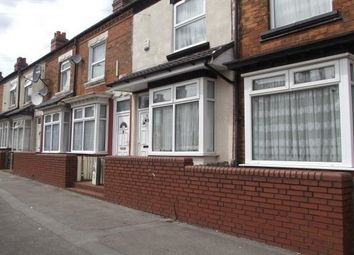 Thumbnail 3 bed terraced house to rent in Willes Road, Hockley, Birmingham