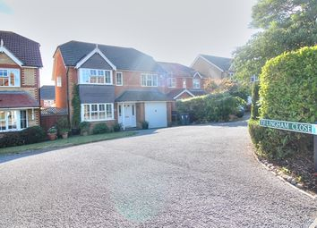 4 bed detached house for sale in Tillingham Close, Stone Cross, Pevensey BN24
