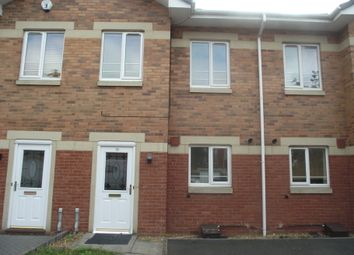 Thumbnail 2 bed terraced house to rent in Quayside, Hockley, Birmingham