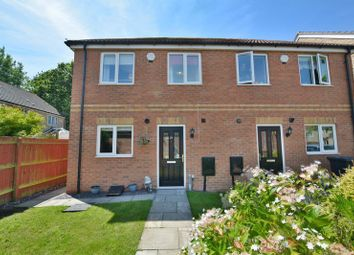 Thumbnail 3 bed semi-detached house for sale in Limeberry Place, Doddington Park, Lincoln