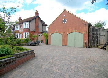 Thumbnail 4 bedroom detached house for sale in Alfreton Road, Newton, Alfreton