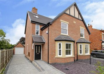 Thumbnail 4 bed semi-detached house for sale in Elm Avenue, Attenborough, Nottingham