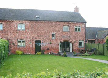 Thumbnail 4 bed barn conversion for sale in Heath House Farm, Bent Lane, Church Broughton, Derbyshire