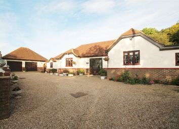 Thumbnail 4 bed bungalow for sale in Croftside Cottage, Manor Road, Lambourne End