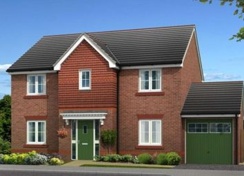 Thumbnail 4 bed detached house for sale in Sycamore Gardens, Biddulph Road, Congleton