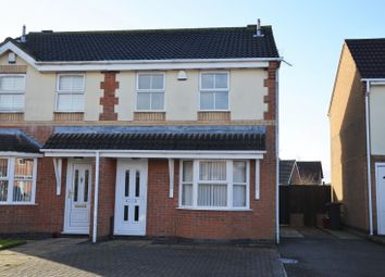 Thumbnail 3 bed property for sale in Dayton Close, Ravenstone